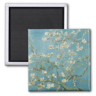 Aimant Vincent van Gogh, fleurs d'amande