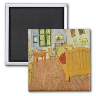 Aimant Vincent van Gogh | la chambre à coucher, 1888