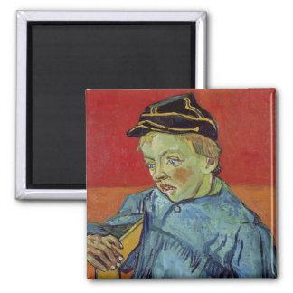 Aimant Vincent van Gogh | l'écolier, 1889-90