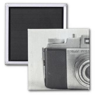 Aimant vintage d'appareil-photo