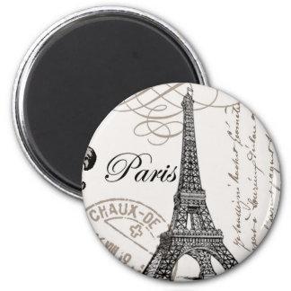 Aimant vintage de Paris…