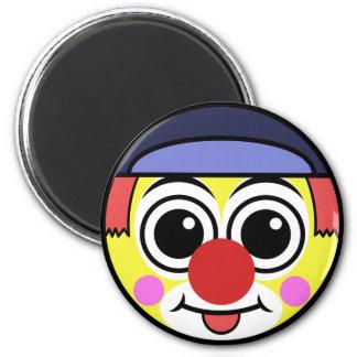 Aimant Visage de clown