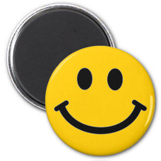 Aimant Visage souriant personnalisable Magnet*