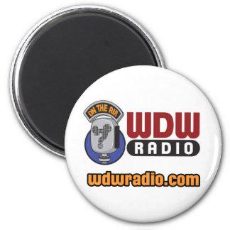Aimant Vitesse par radio de logo de WDW