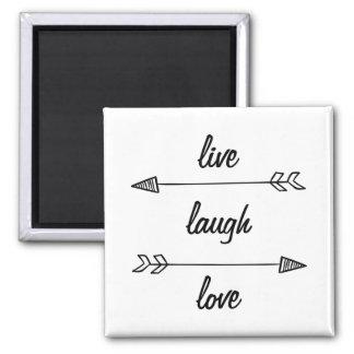 Aimant Vivent l'aimant d'amour de rire