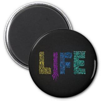 Aimant Vivent votre vie