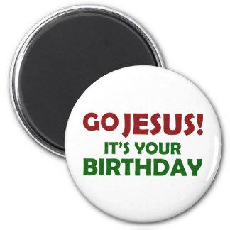 Aimant Vont Jésus ! Son votre anniversaire