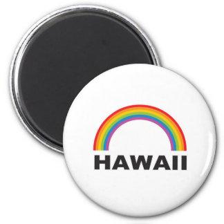 Aimant voûte de couleur d'Hawaï