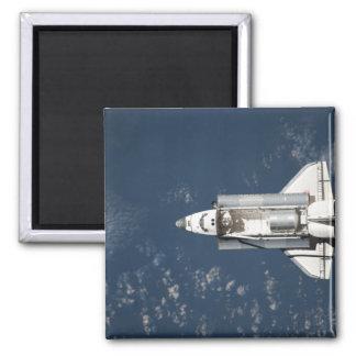 Aimant Vue aérienne de la découverte de navette spatiale