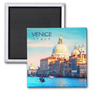 Aimant Vue de canal grand - Venise, Italie