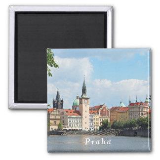 Aimant Vue de la partie historique de Prague