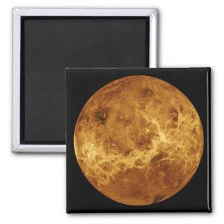 Aimant Vue globale de la surface de Vénus