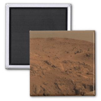 Aimant Vue panoramique de Mars 7