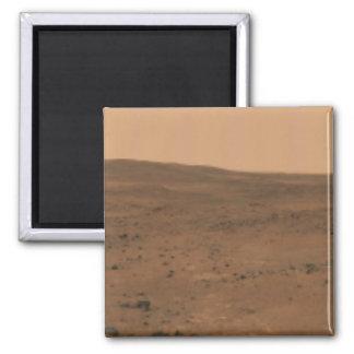 Aimant Vue panoramique de Mars 8