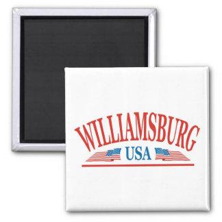 Aimant Williamsburg la Virginie Etats-Unis