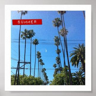 Aimer d'été affiche