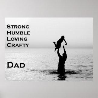 Aimer humble fort astucieux posters