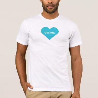 Aimez le GeoWeb T-shirt