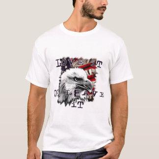 Aimez-le ou laissez-le t-shirt
