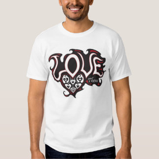 Aimez-les T-shirts