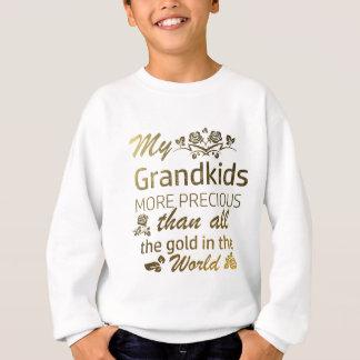 Aimez mes conceptions de Grandkid Sweatshirt