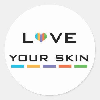 Aimez vos autocollants de peau (RandF)