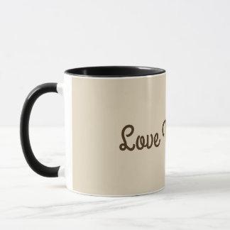 Aimez-vous achat de tasse de concepteur de maman
