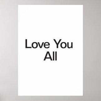 Aimez-vous tous affiche