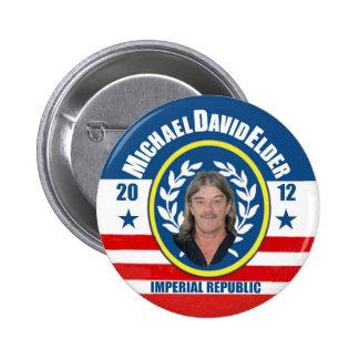 Aîné de Michael David pour le président 2012 Badge