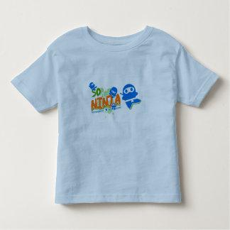 Ainsi T-shirt bleu de sonnerie de Ninja