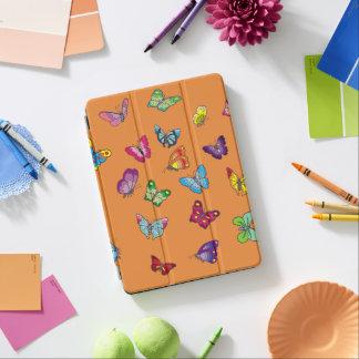 air d'iPad de papillon et couverture intelligente Protection iPad Air