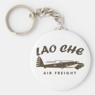 Air freight2a de LAO-CHE Porte-clé Rond