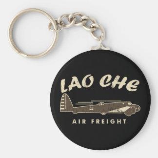Air freight3 de LAO-CHE Porte-clé Rond