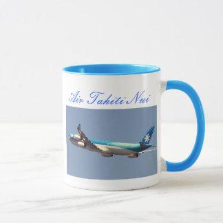 Air Tahiti Nui partent, Air Tahiti Nui Tasses