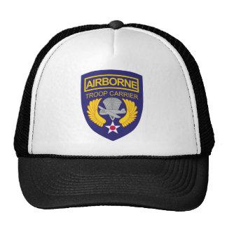 Airborne Troop Carrier Casquettes