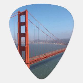 Aire de loisirs de ressortissant de Golden Gate Onglet De Guitare