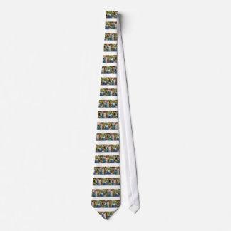 Airs dingues cravate personnalisée