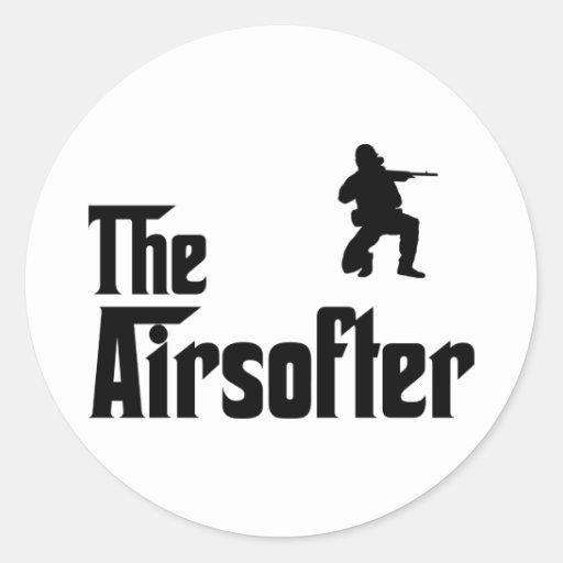 Airsofting Adhésifs Ronds