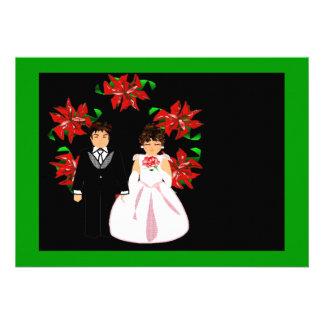 Ajouter de mariage de Noël à la guirlande dans ver
