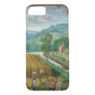 Ajoutez 18855 septembre : moisson, labourant et coque iPhone 7