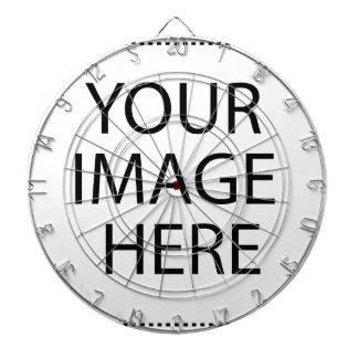 Ajoutez le logo des textes d'image ici font votre jeux de fléchettes