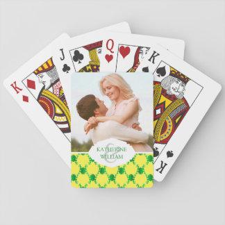 Ajoutez vos grenouilles | mignonnes nommées de jeux de cartes