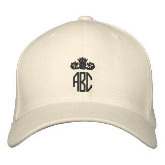 Ajoutez votre casquette brodé par monogramme