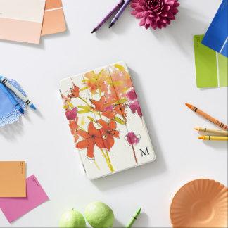 Ajoutez votre monogramme | la prune de Patty Protection iPad Mini