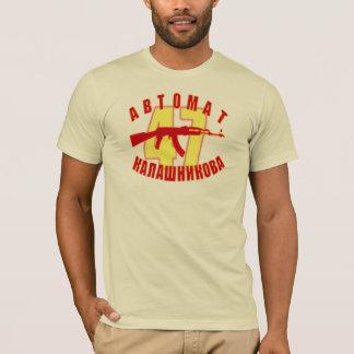 "AK-47 (""Kalashnikova') d'Avtomat T-shirt"