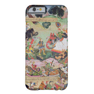 Akbar recevant les tambours et les normes a coque iPhone 6 barely there