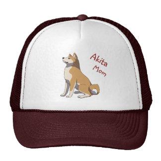 «Akita mom» plus trucker cap Casquettes