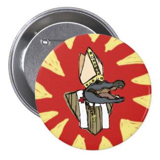 Al G. pour le pape Pin's