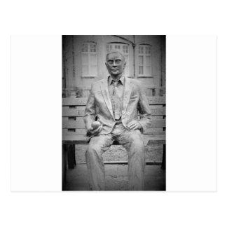 Alan Turing, OBE. Le père du calcul moderne Cartes Postales