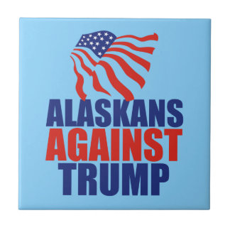 Alaskans contre l'atout petit carreau carré